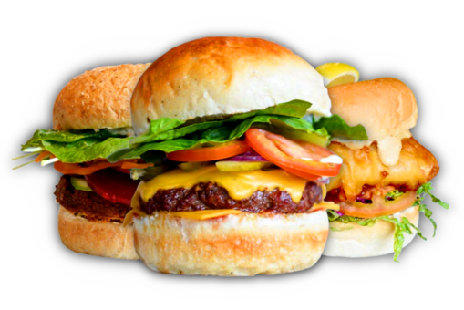 The Burger Haus  -