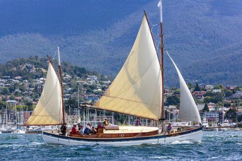 The Australian Wooden Boat Festival