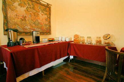 Breakfast Room at The Lodge on Elizabeth Accommodation Hobart